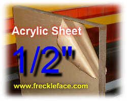 Acrylic Sheet 1 X2f 2 Thick At Freckleface Com Pierce Ohio Companies Buyplastic Net Gammaseals Com Clear Acrylic Sheet Acrylic Sheets Plexiglass Sheets