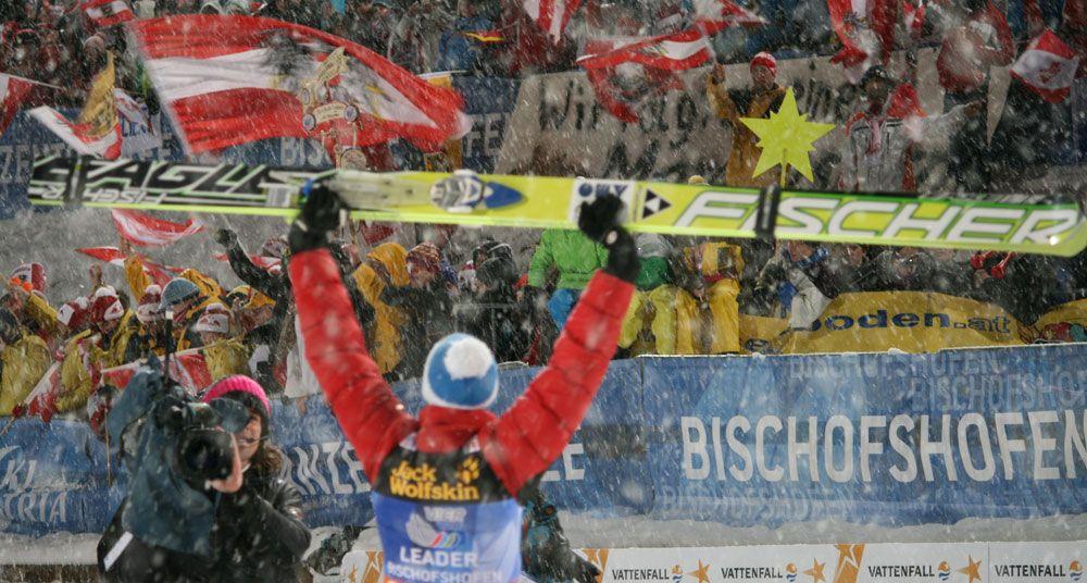 Gregor Schlierenzauer - Gewinner 4Schanzentournee 2011/12