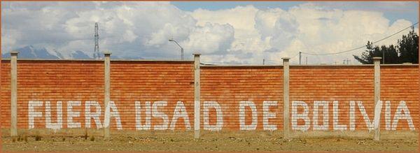 #Bolivia Informa: ONG's financiarán campaña por el NO al cambio de la CPE - #Injerencia #Política #ONGs