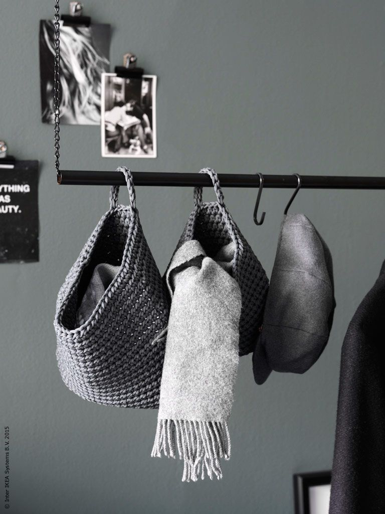 Cloth rack klädstÃ¥ng, grÃ¥ – ferm living – köp online pÃ¥ rum21.se ...