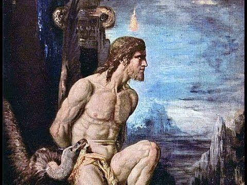 The Story Of Prometheus Greek Mythology Audiobook