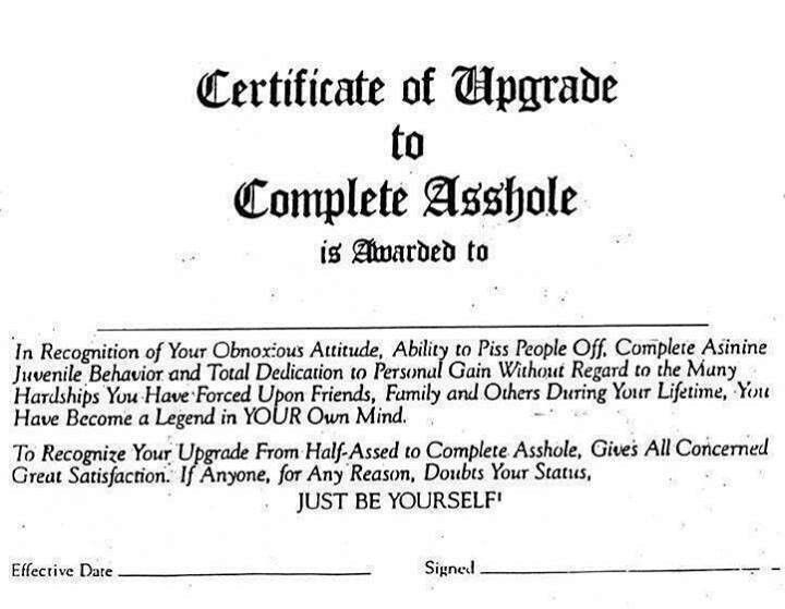 Right! certificate of update to complete asshole valuable phrase