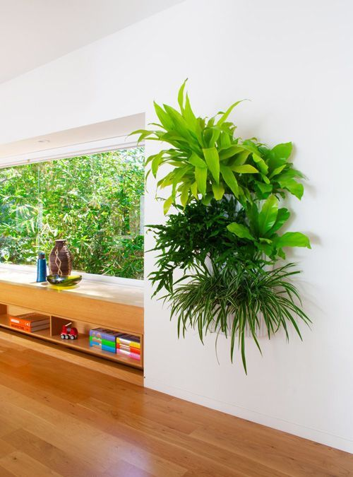 Vertical Garden Wall Pockets, Woolly Pocket Is Back With Their Latest  Design, Living Wall Planter. The Indoor/outdoor Planter Is Made Of A Sturdy  Hard Shell ...