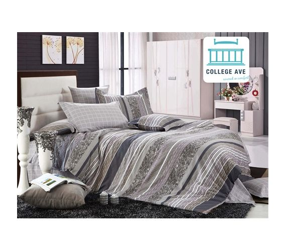 Lafoil Twin XL Comforter Set   College Ave Designer Series