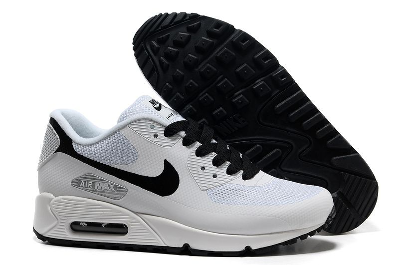 Nike Air Max 90 Hyperfuse Prm QS Womens All Black | Baby | Pinterest | Air  max 90 hyperfuse, Air max 90 and Air max