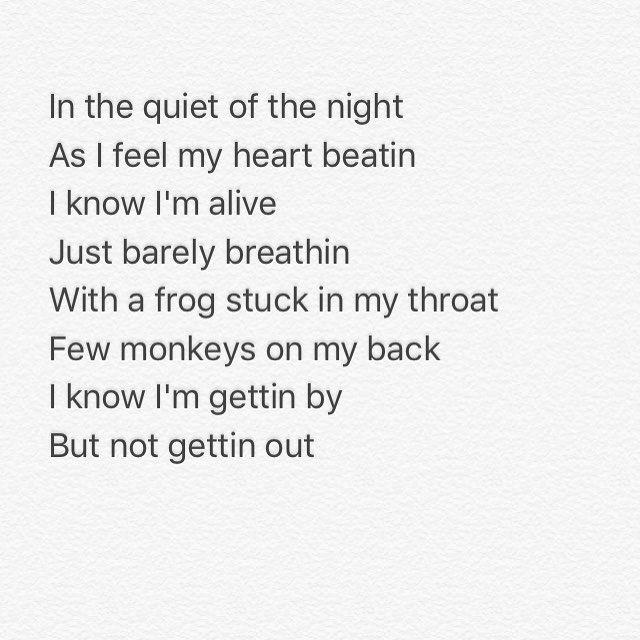 Stoop sittin #wordsofanightmind #words #southernlife #southernsounds #songwriter #musician #countrymusic #mrmrssmithmusic by hollissmith https://www.instagram.com/p/BDmtrFiuEqC/ #jonnyexistence #music