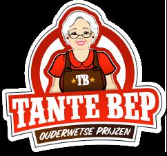 Tante Bep - Ouderwetse prijzen    Food delivery in the Hague