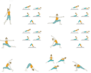 abs and core yoga sequences  foundational sequences for