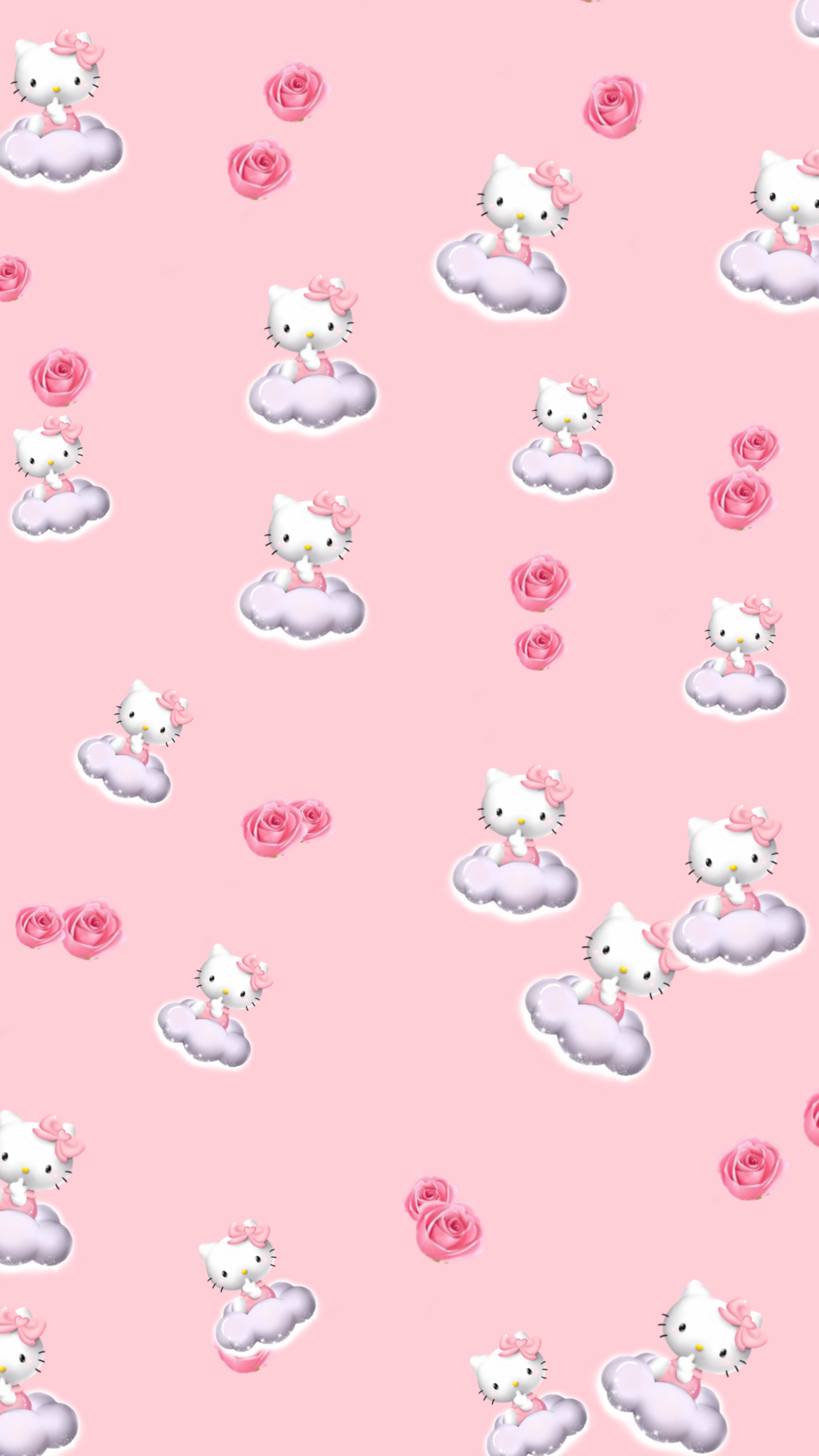 Kitty Wallpaper, Hello Kitty