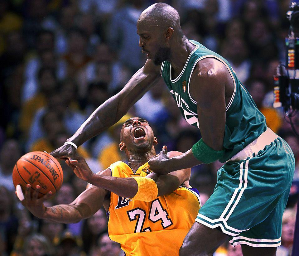Nba Finals 2008 Lakers Vs Celtics Game 7