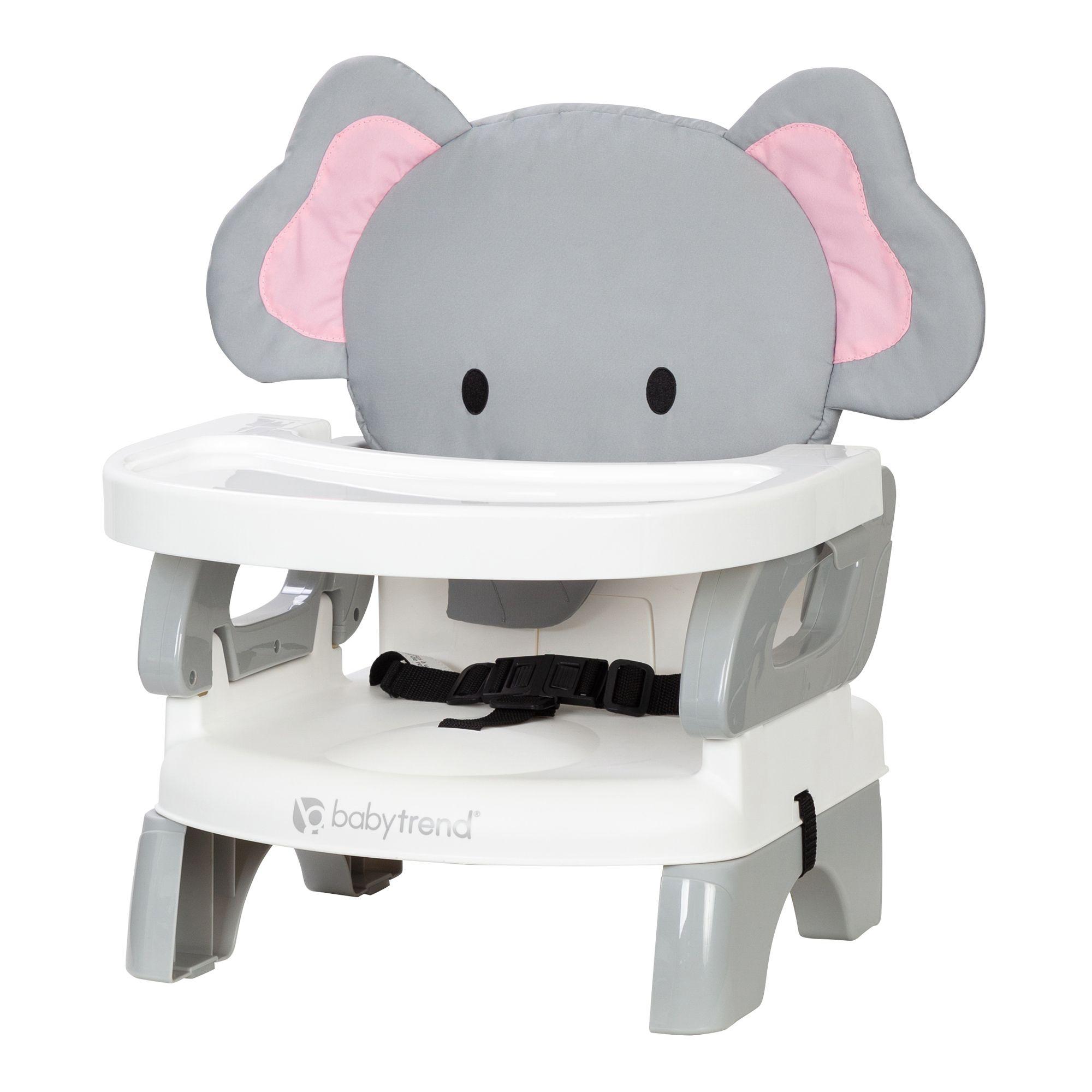 Baby Trend Portable High Chair Elefantastic Walmart