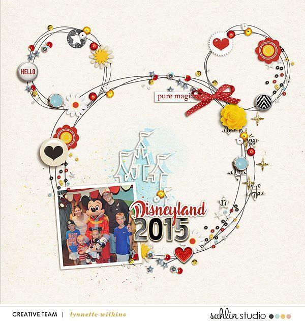 Photo of Disneyland Cover – MOC Tag 18