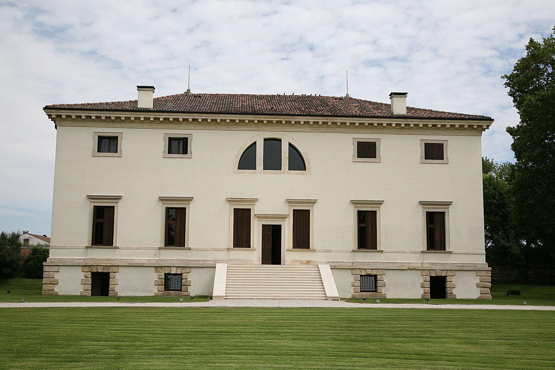 Villa Pisani Bagnolo Wikipedia The Free Encyclopedia Andrea