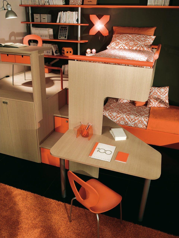Sangiorgio Mobili - Camere per ragazzi | Ideas - Small bedroom ...