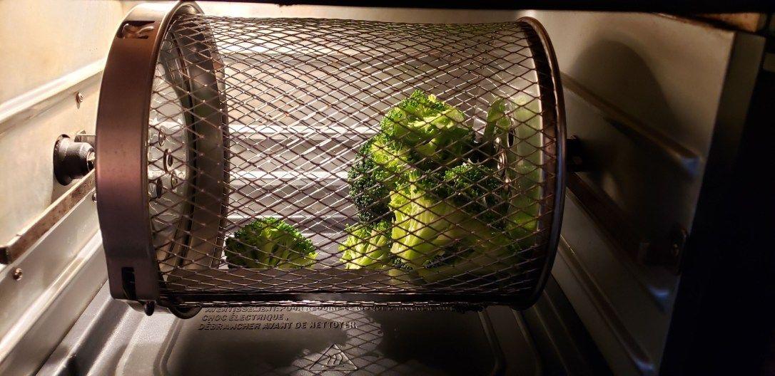 Keto Air Fryer Broccoli Recipes