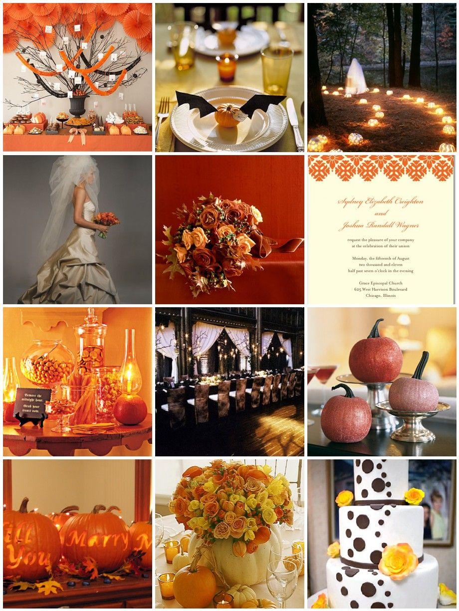 its theme time again the halloween wedding