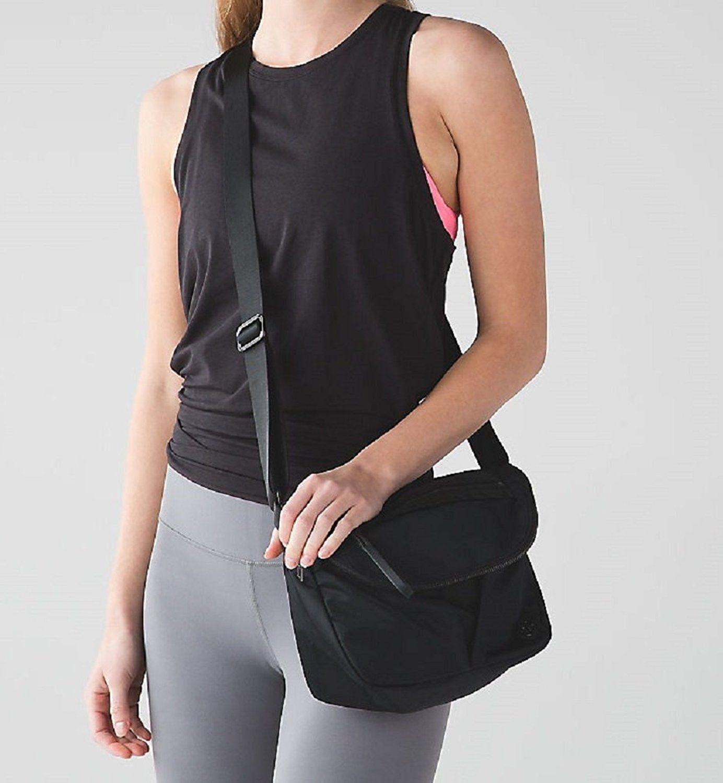 Lululemon Festival Bag Ii Black Handbags