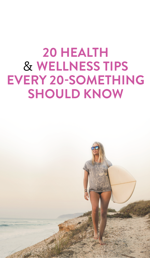 Important  inspiring health tips women need to know