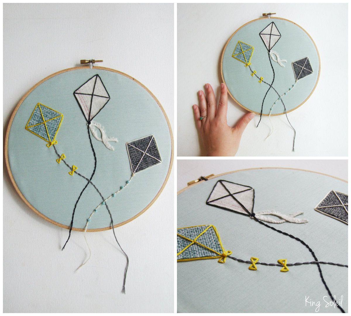 Pin de Andrea Gonzalez en Bordados   Pinterest   Bonito, Bordado y Deco