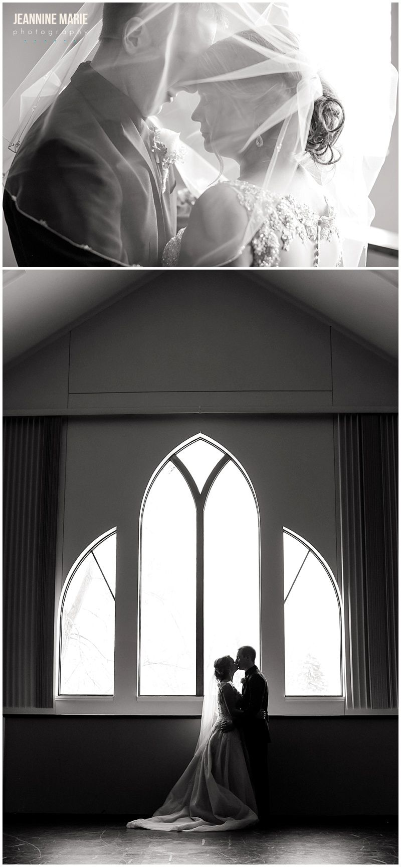 Sanford Center Jeannine Marie Photography Wedding