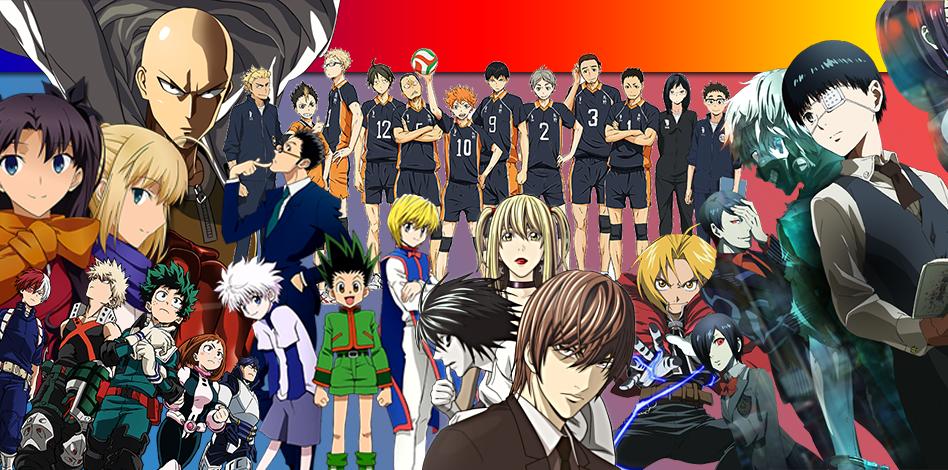 Top Anime Wallpaper