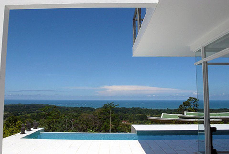 Modern Zen Style Villa in Costa Rica