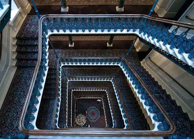 Stairway To Seven Stairways Brighton Hotels Grand Hotel