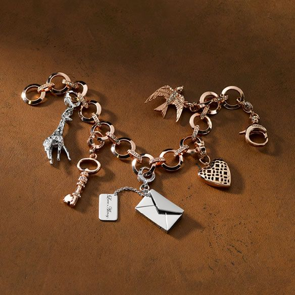 Fossil Charm Bracelet I Adore The Build Your Own Watch That Has On Their Website It S So User Friendly