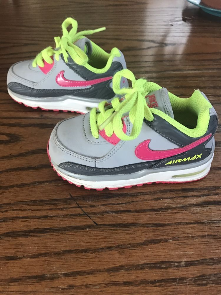 Nike Air Max Size 6 Toddler Girls