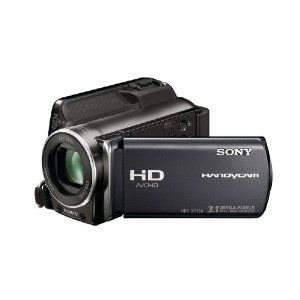 Sony Hdr Xr150 120gb High Definition Hdd Handycam Camcorder