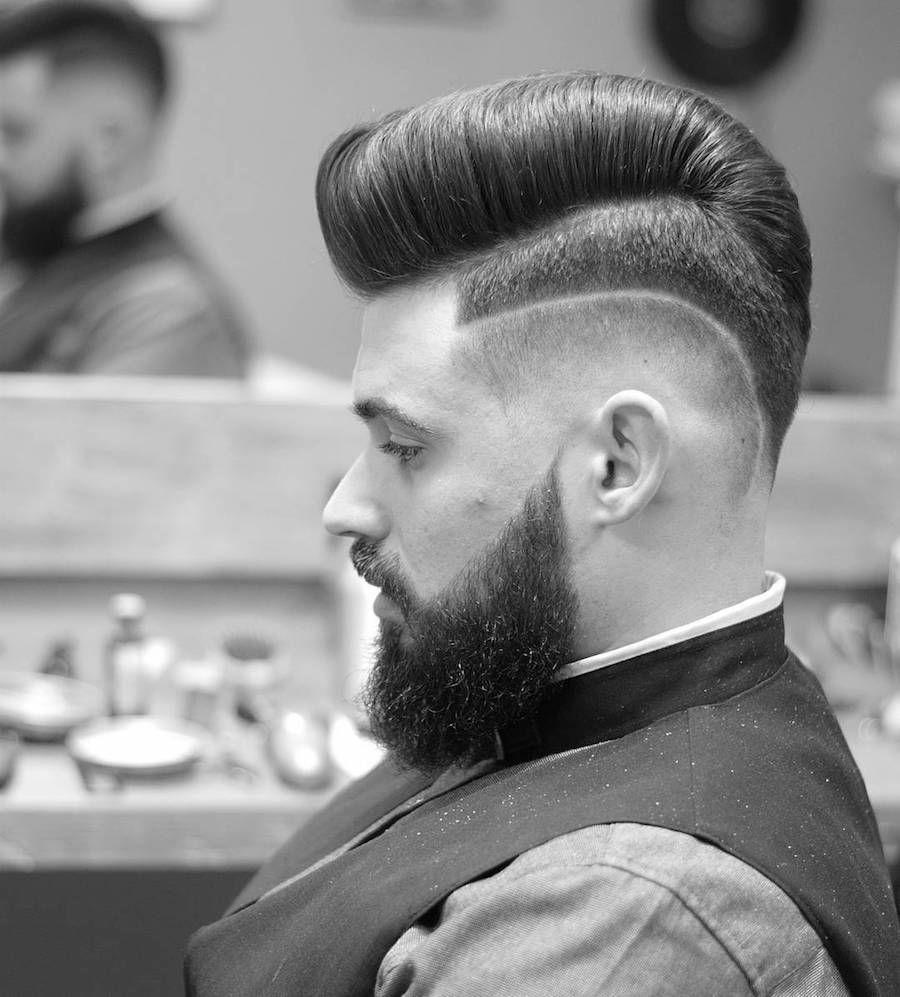 Mens fade haircut styles  medium length hairstyles for men  hairstyles haircuts mens
