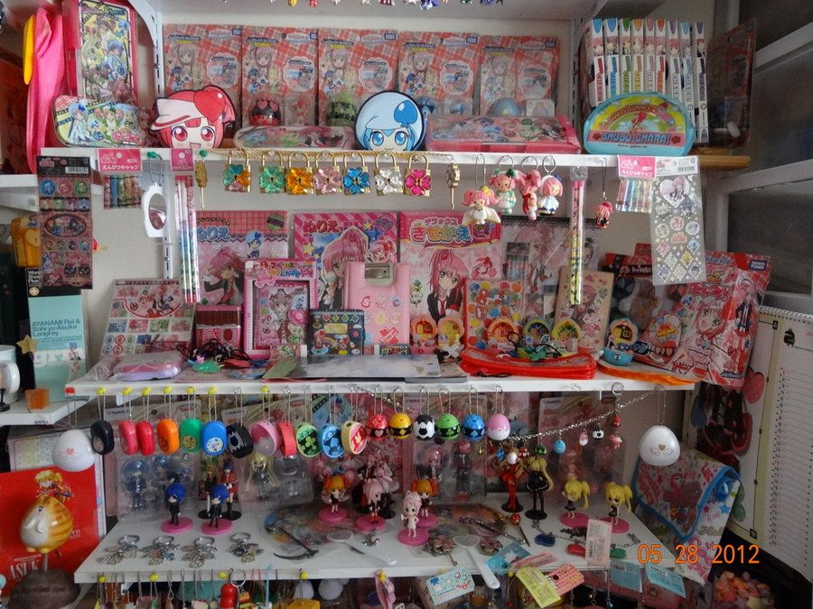 Image Result For Anime Merch Collection