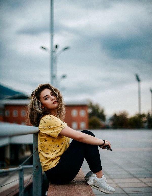идеи для фотографий на улице дочкам веры