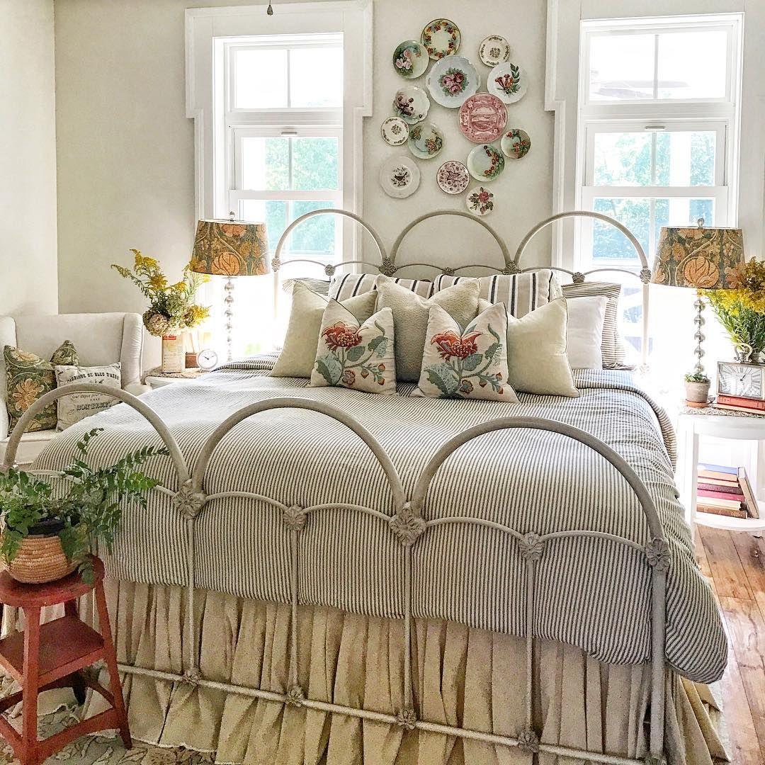 Épinglé par Barbara Holladay sur bedrooms | Pinterest | Style ...