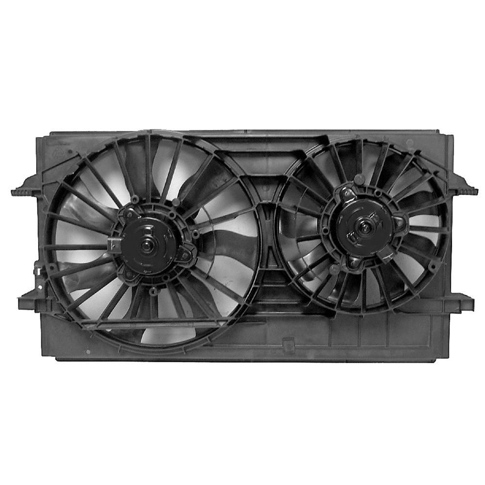 Acdelco Engine Cooling Fan 15 80921 In 2019 Products Radiator