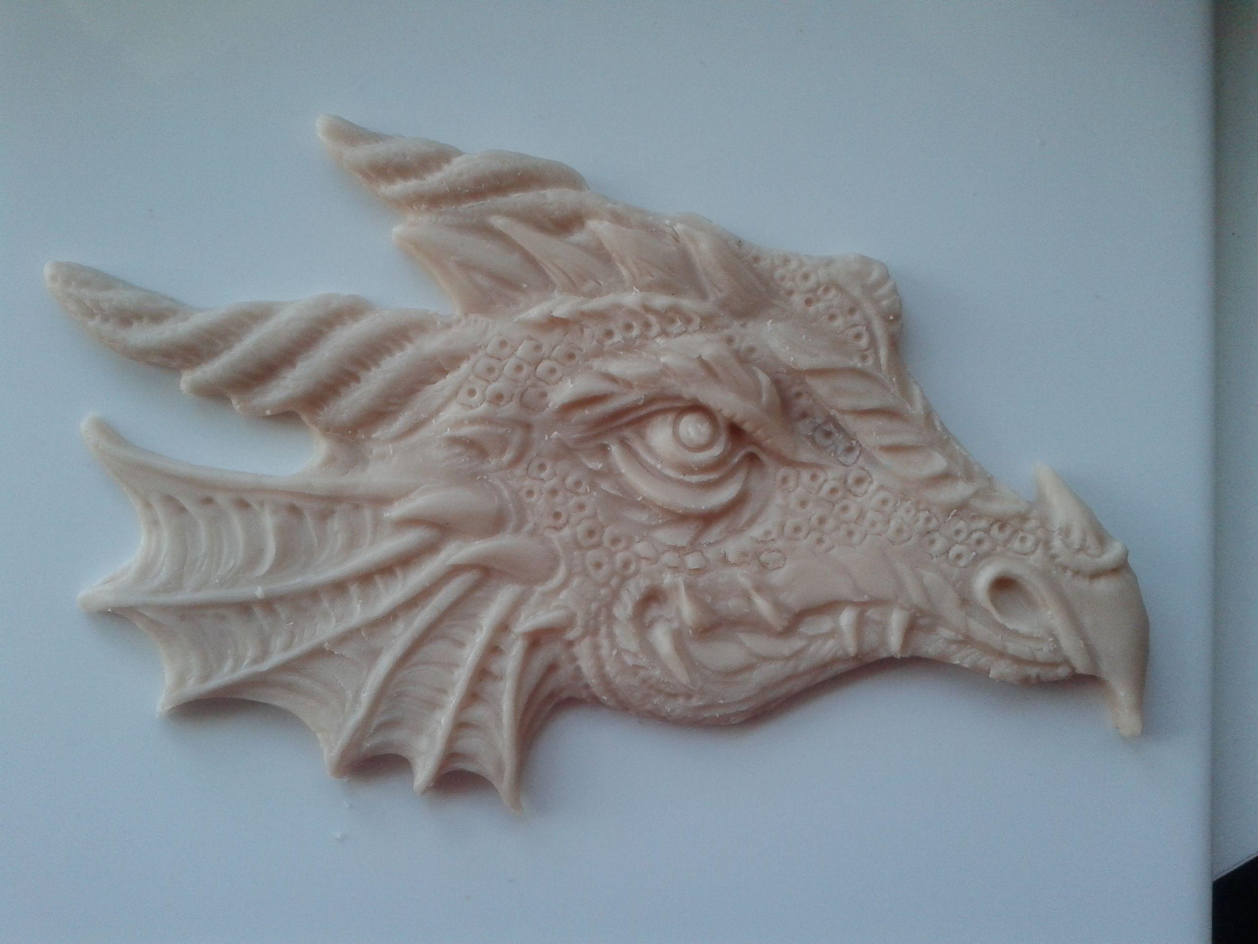 Clay Dragon Head Aaabbcebffacdecc