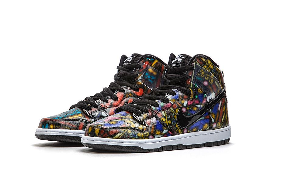 free shipping 63181 105ca Concepts x Nike SB