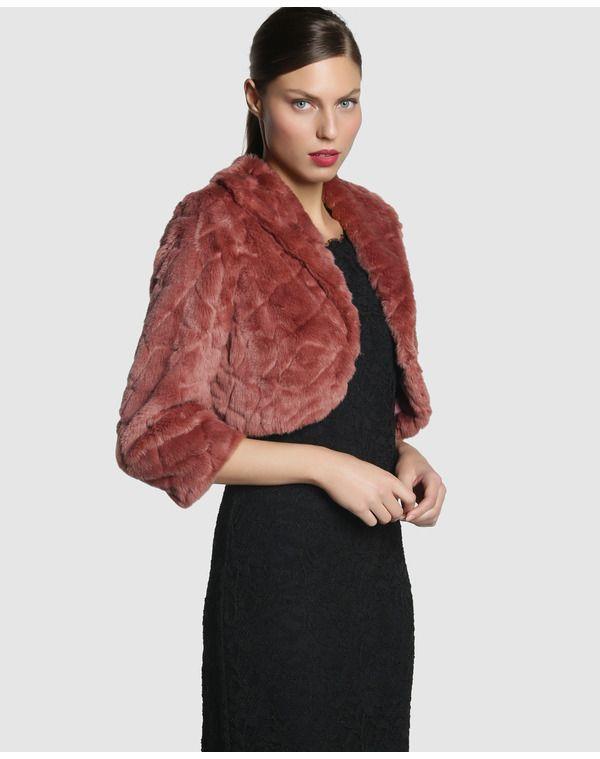 una gran variedad de modelos más nuevo mejor calificado diseño de moda Bolero de mujer Fiesta El Corte Inglés | ropa | Vestidos de ...