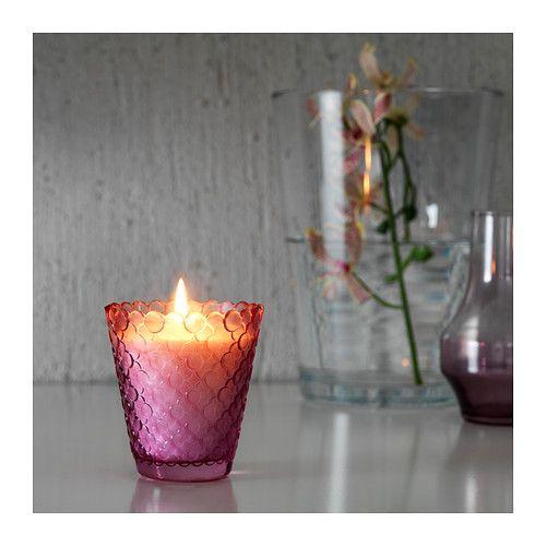 tidsenlig bougie parfum e dans verre ikea d co ideas pinterest exterior design and bedrooms. Black Bedroom Furniture Sets. Home Design Ideas