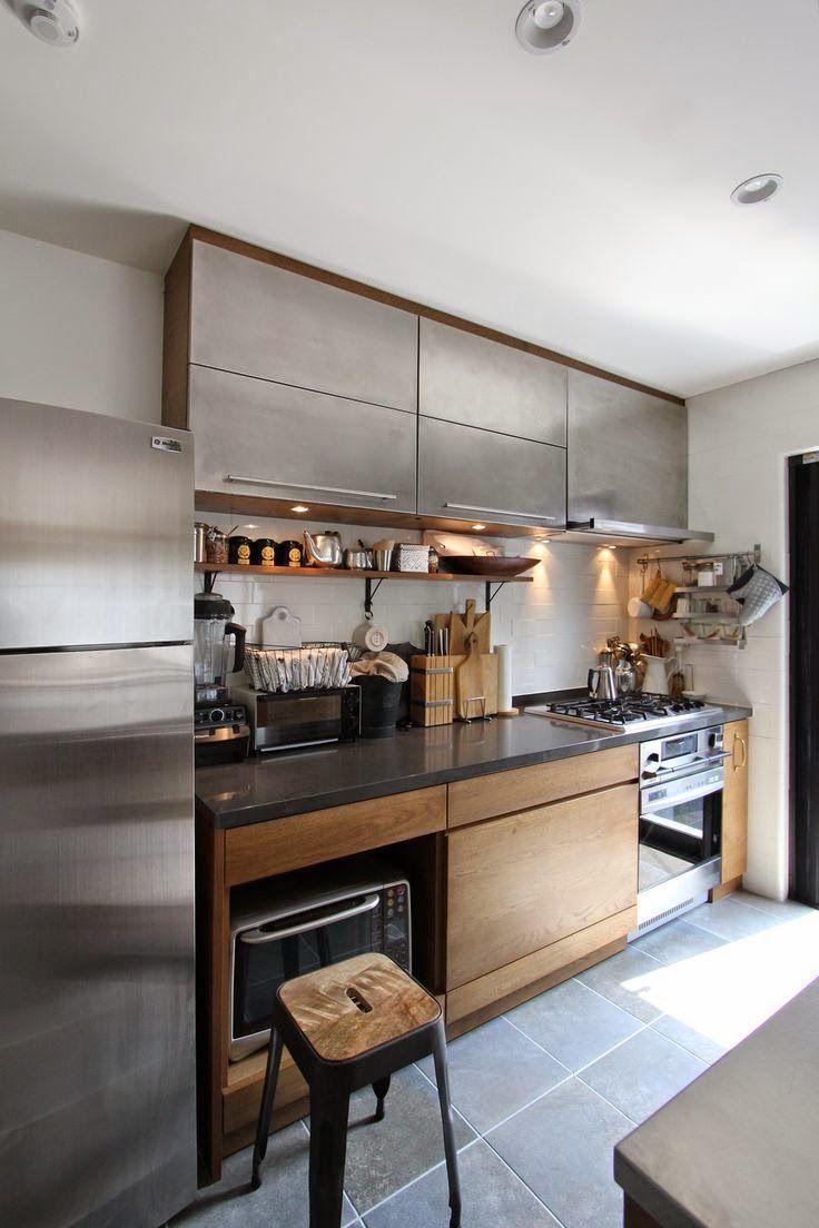 Cozinhando With Images Modern Kitchen Apartment Modern