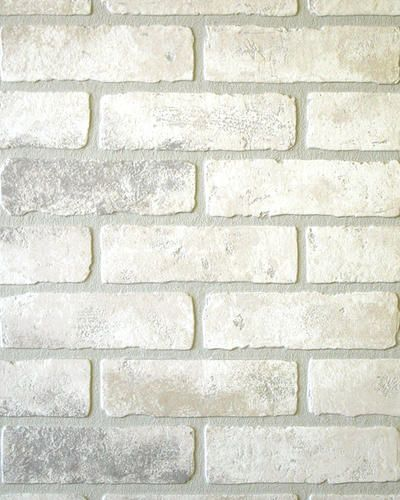 "DPI Earth Stones 9"" x 6"" Whiteford Brick Hardboard Wall ..."