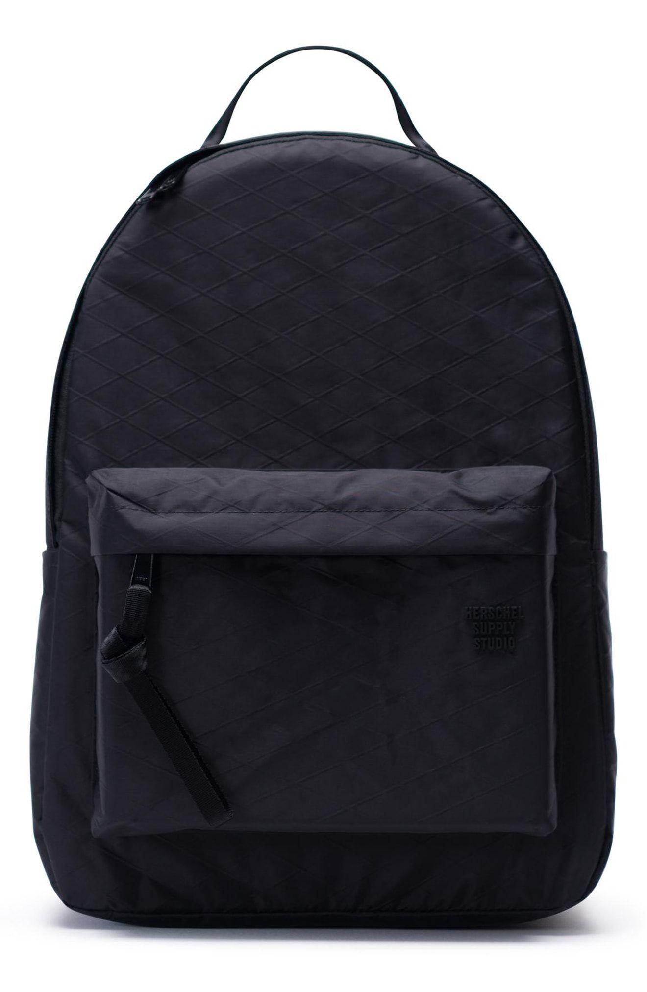 760b55ff9b HERSCHEL SUPPLY CO. CLASSIC X-LARGE STUDIO COLLECTION BACKPACK - BLACK.   herschelsupplyco.  bags  nylon  backpacks