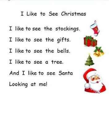 Image result for Short Christmas Poem For Kids pictures | Christmas ...
