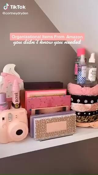 Photo of Makeup organizer