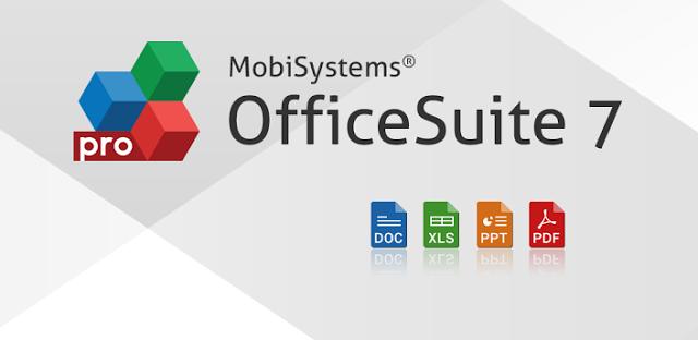 Download OfficeSuite Pro 7 (PDF& Fonts) 7.4.1610 APK: OfficeSuite ...
