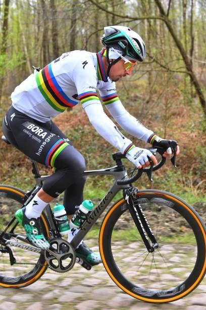 115th Paris Roubaix 2017 / Training Day 1  Peter SAGAN / Trouee d'Arenberg / Training / PR /