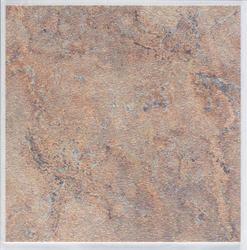 Designers Image Platinum L Series Vinyl Tile Brown 12 Around The