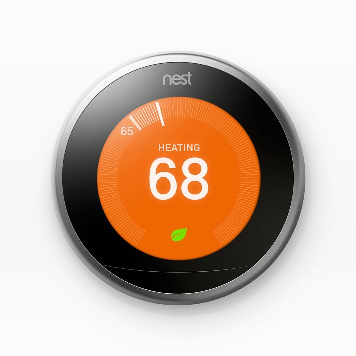 Nest Learning Thermostat In 2020