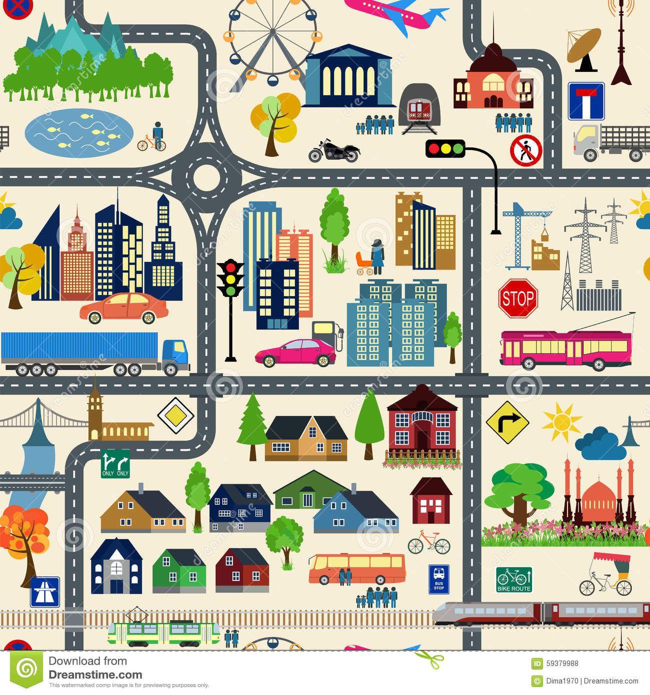 Resultado De Imagen De Mapa Ibiza Ciudad
