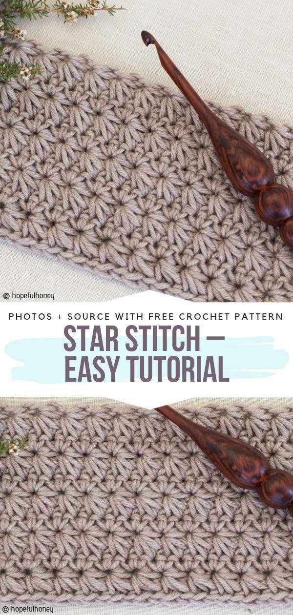 Great Stitch Tutorials Free Crochet Patterns